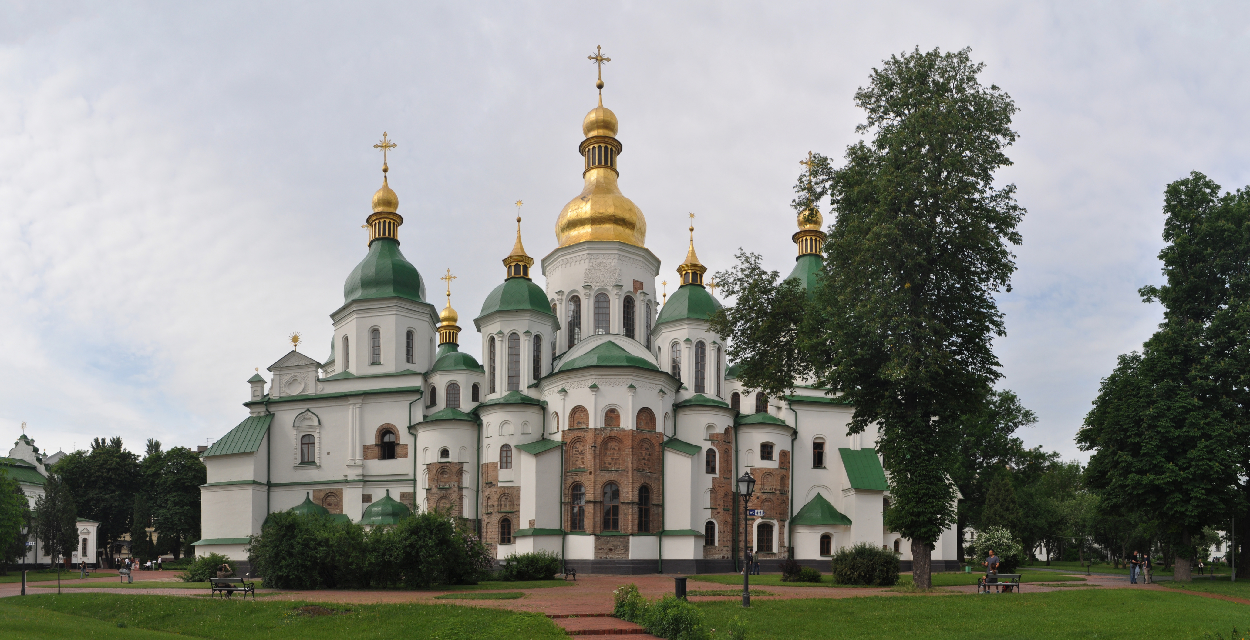 Saint Sophia's Cathedral, Kiev - Wikipedia