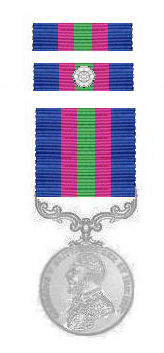 King's African Rifles Distinguished Conduct Medal 2