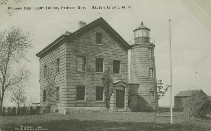 Pleasant Plains Staten Island Train Address