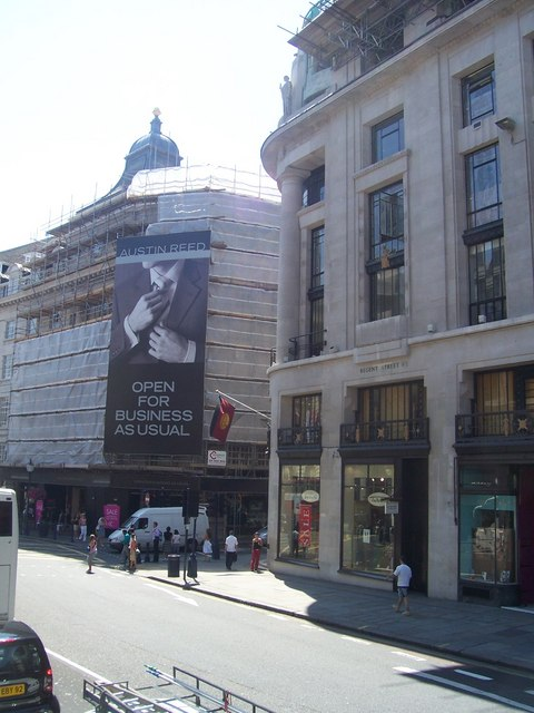 File London Regent Street And Vigo Street Geograph Org Uk 1225266 Jpg Wikimedia Commons
