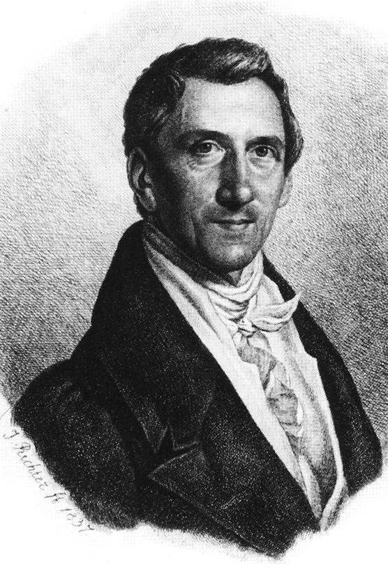 Ludolph Christian Treviranus in 1837