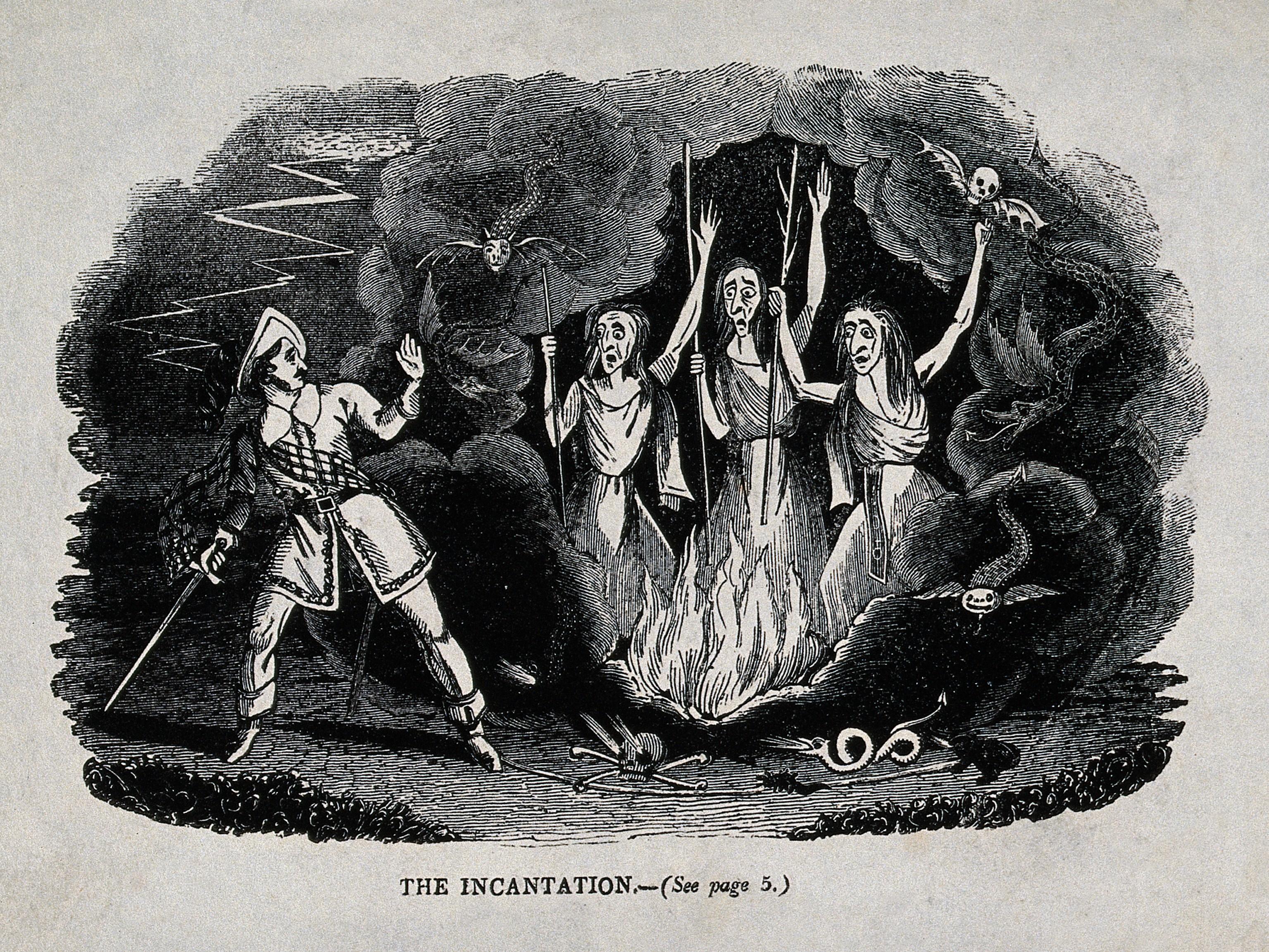 The Concept of Femininity in Shakespeare's Macbeth
