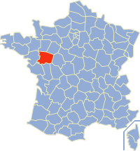 Communes of the Maine-et-Loire department Wikimedia list article