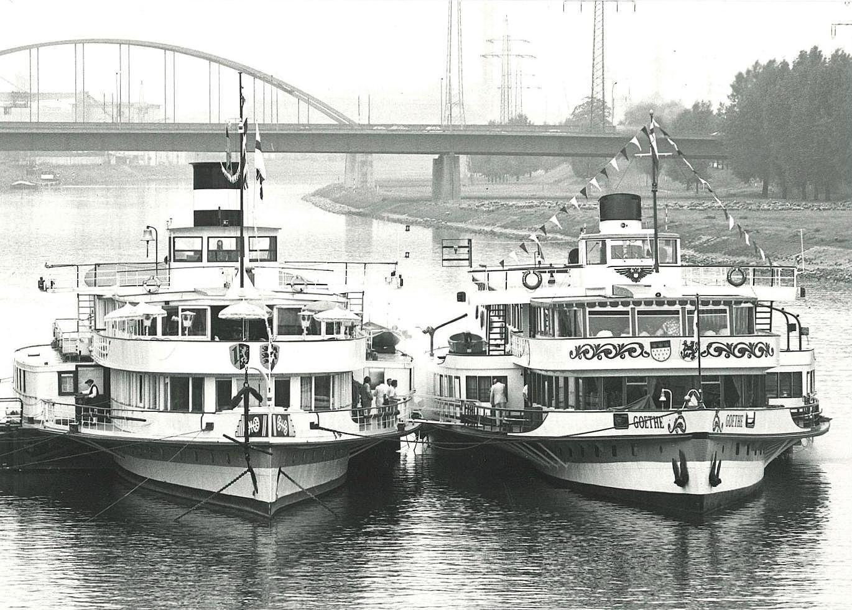 Schiff Mainz