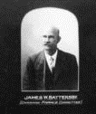 Matthew Battersby politician