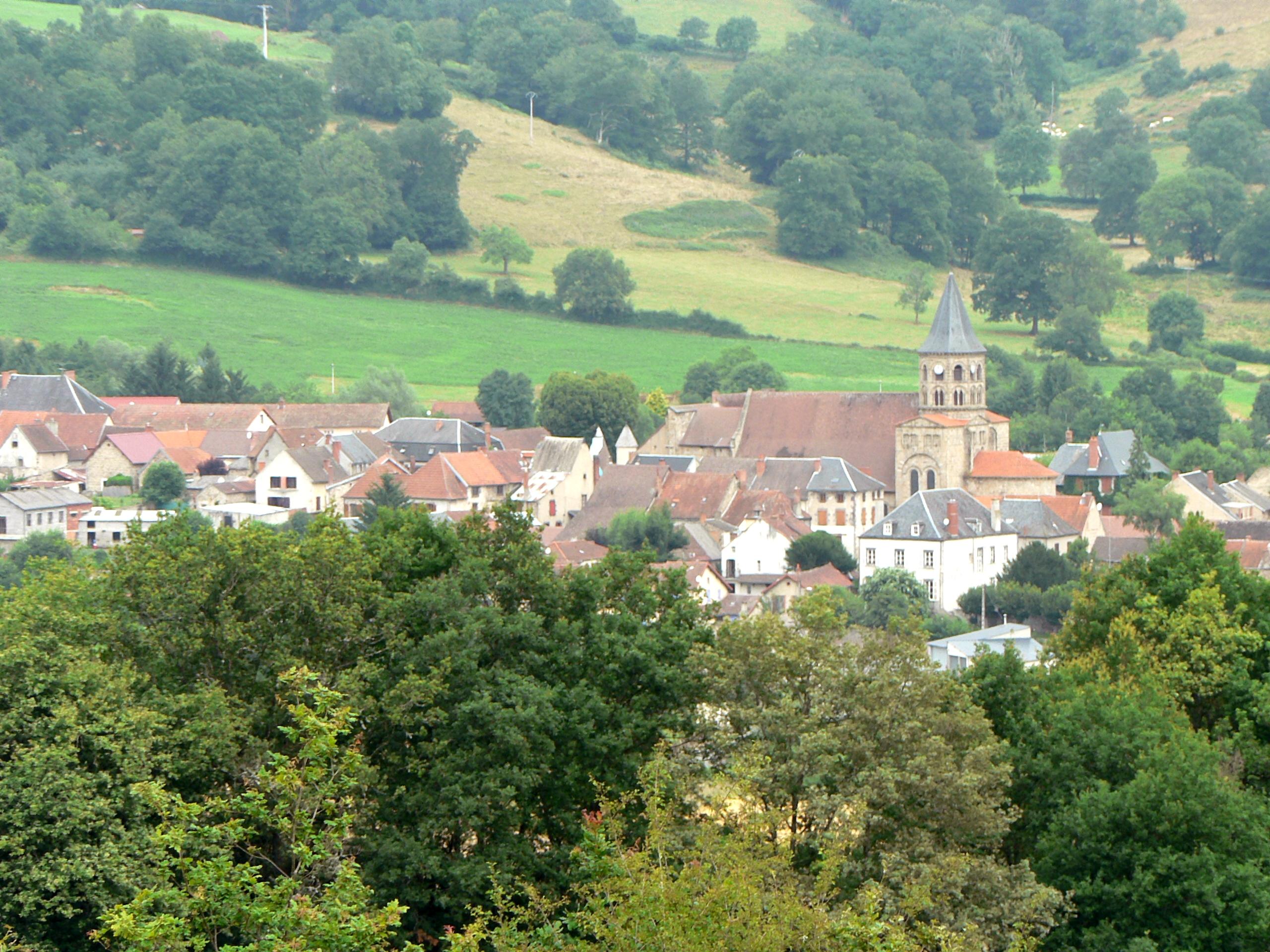 Menat, Puy-de-Dôme