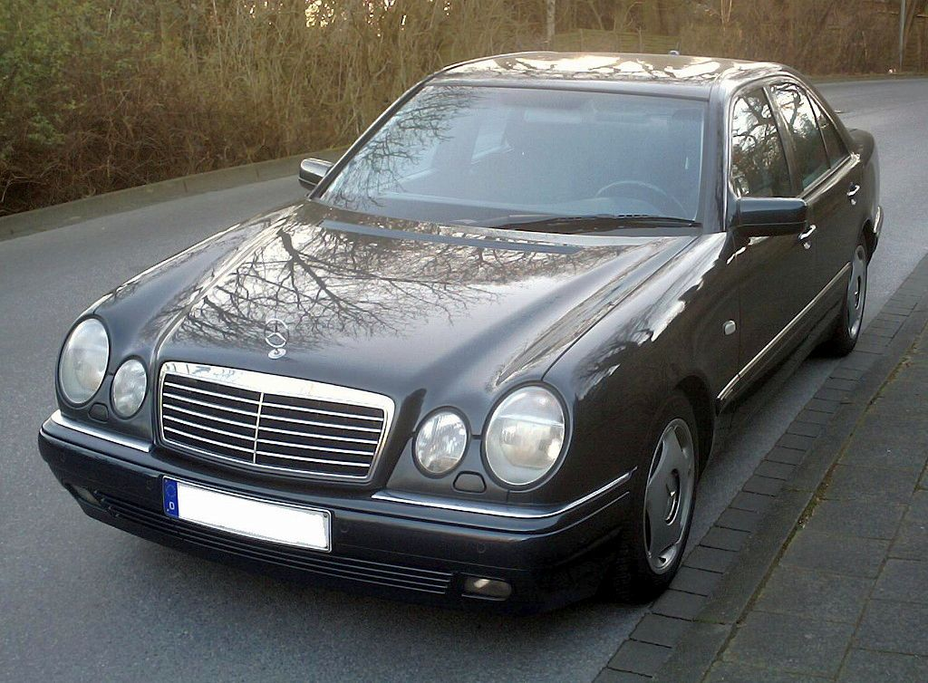 mercedes-benz baureihe 210 – wikipedia
