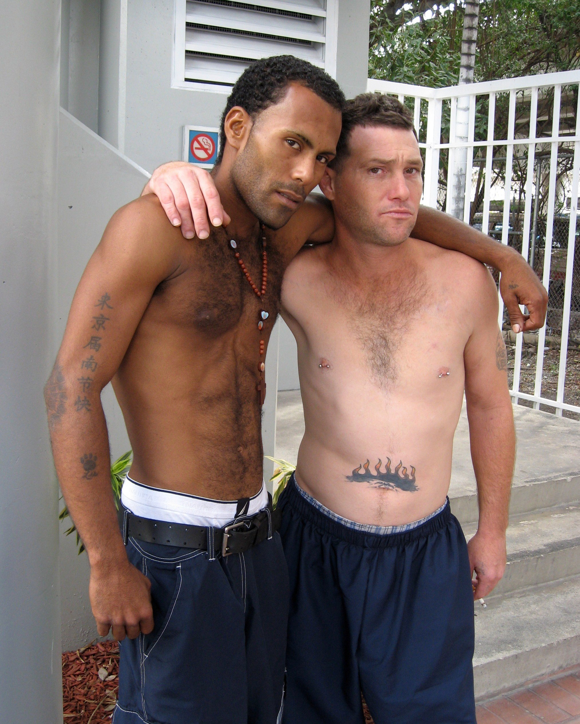 File:Miguel and Jose's Tattoos.jpg - Wikimedia Commons
