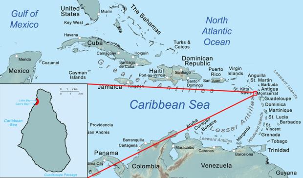 FileMontserratmapjpg Wikimedia Commons - Montserrat map