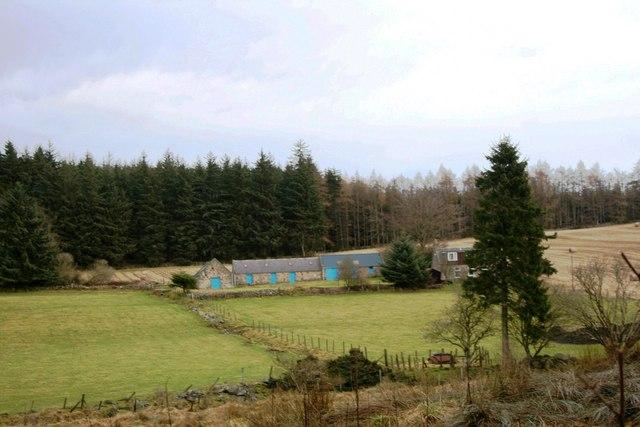 Mountjoy Farm - geograph.org.uk - 1178788