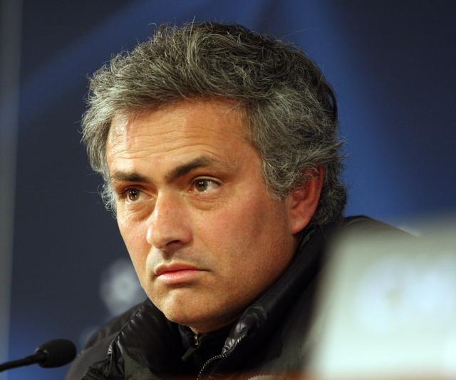 José Mourinho; foto: Новикова Юлия