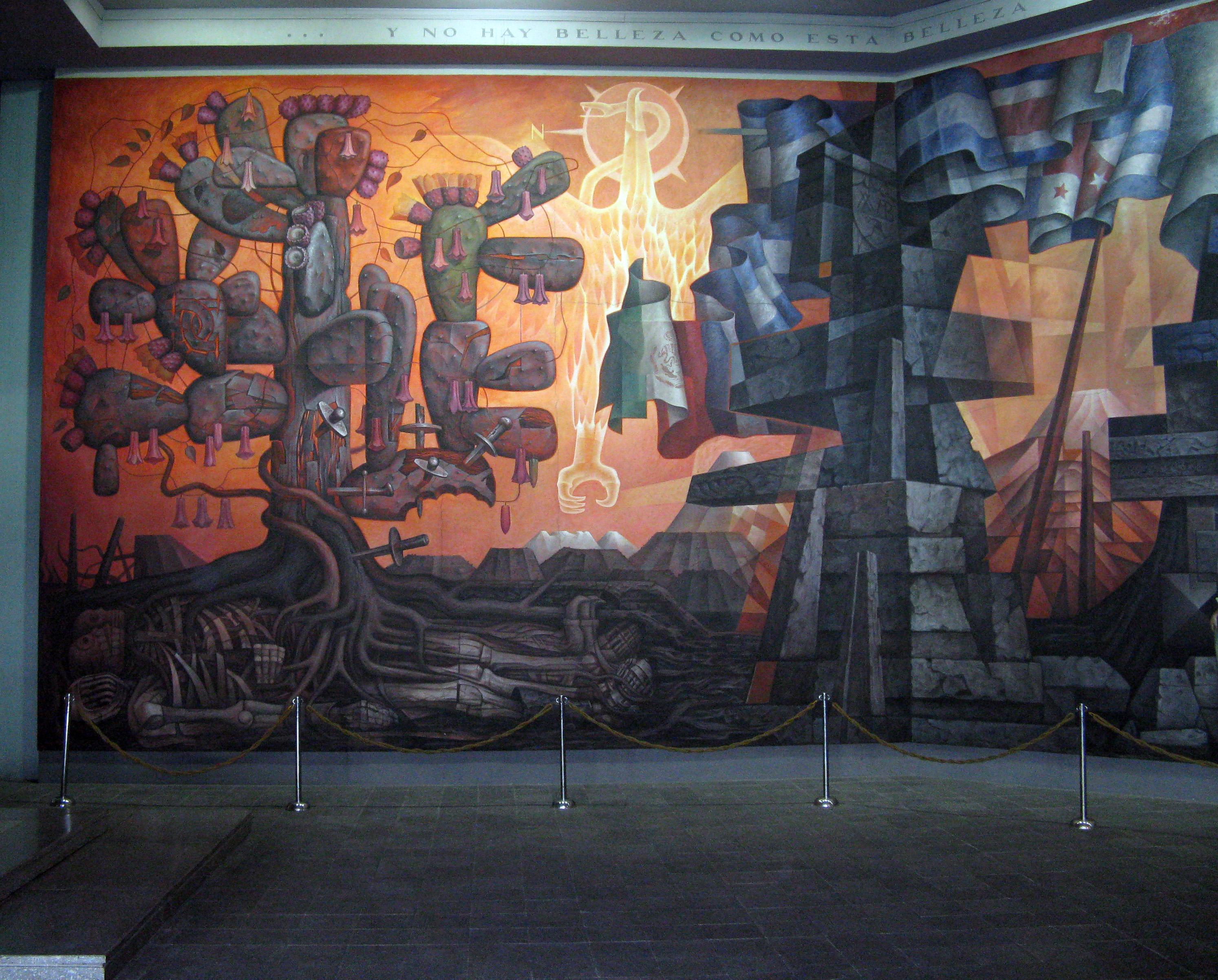 File mural wikimedia commons for Mural metro u de chile