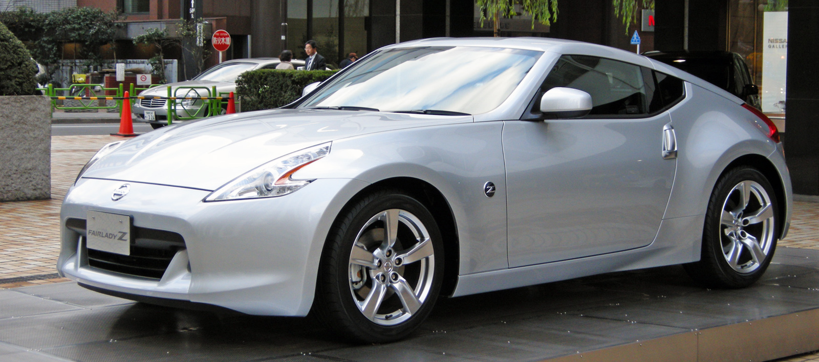 File Nissan Fairlady Z Z34 Jpg Wikipedia