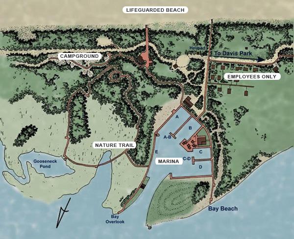 File Nps Fire Island Watch Hill Map Jpg Wikimedia Commons