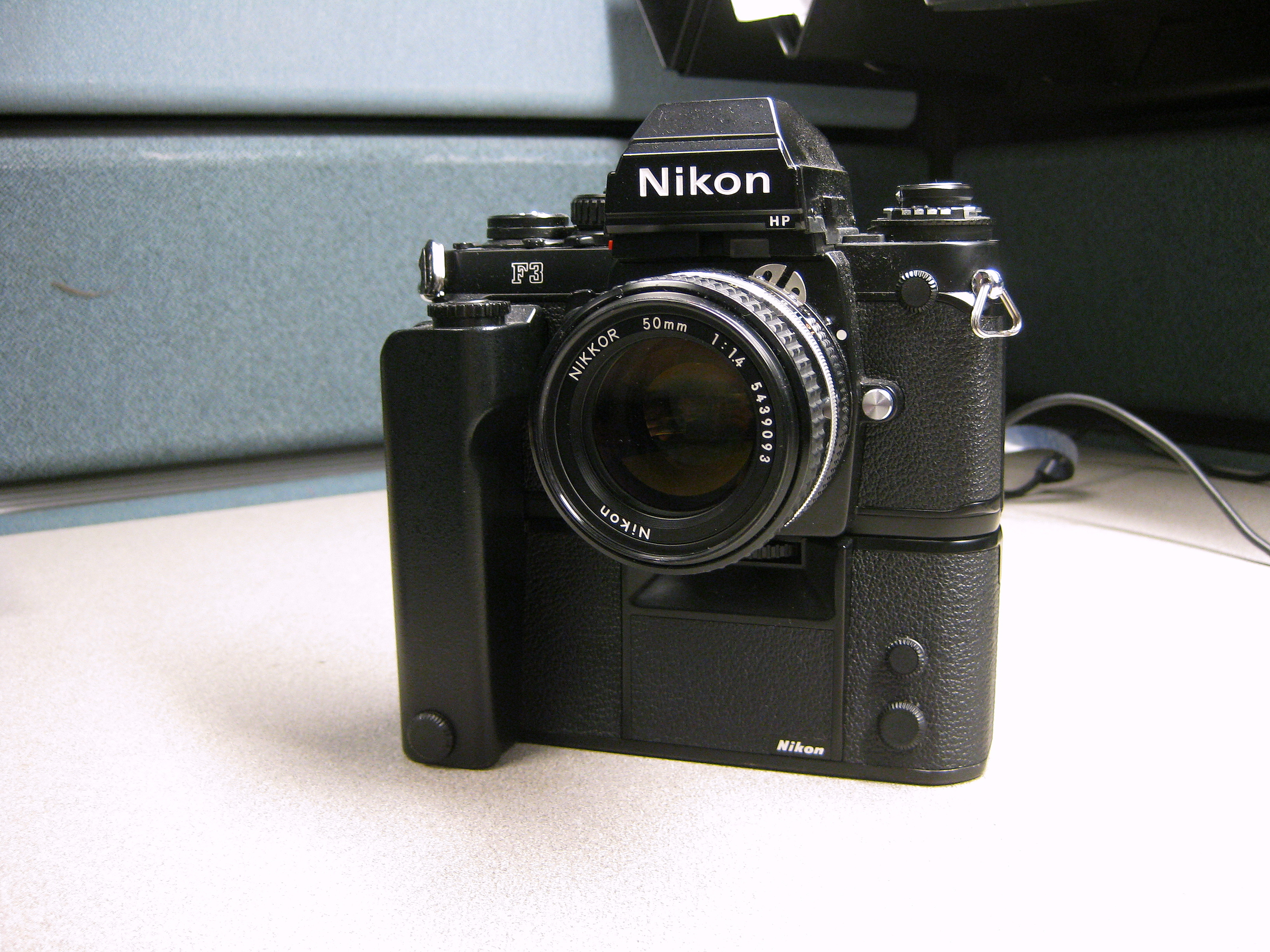 Nikon F3 Serial Numbers / Production Dates