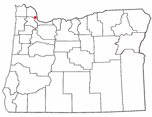 Loko di Scappoose, Oregon