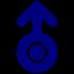 Uranus symbol.