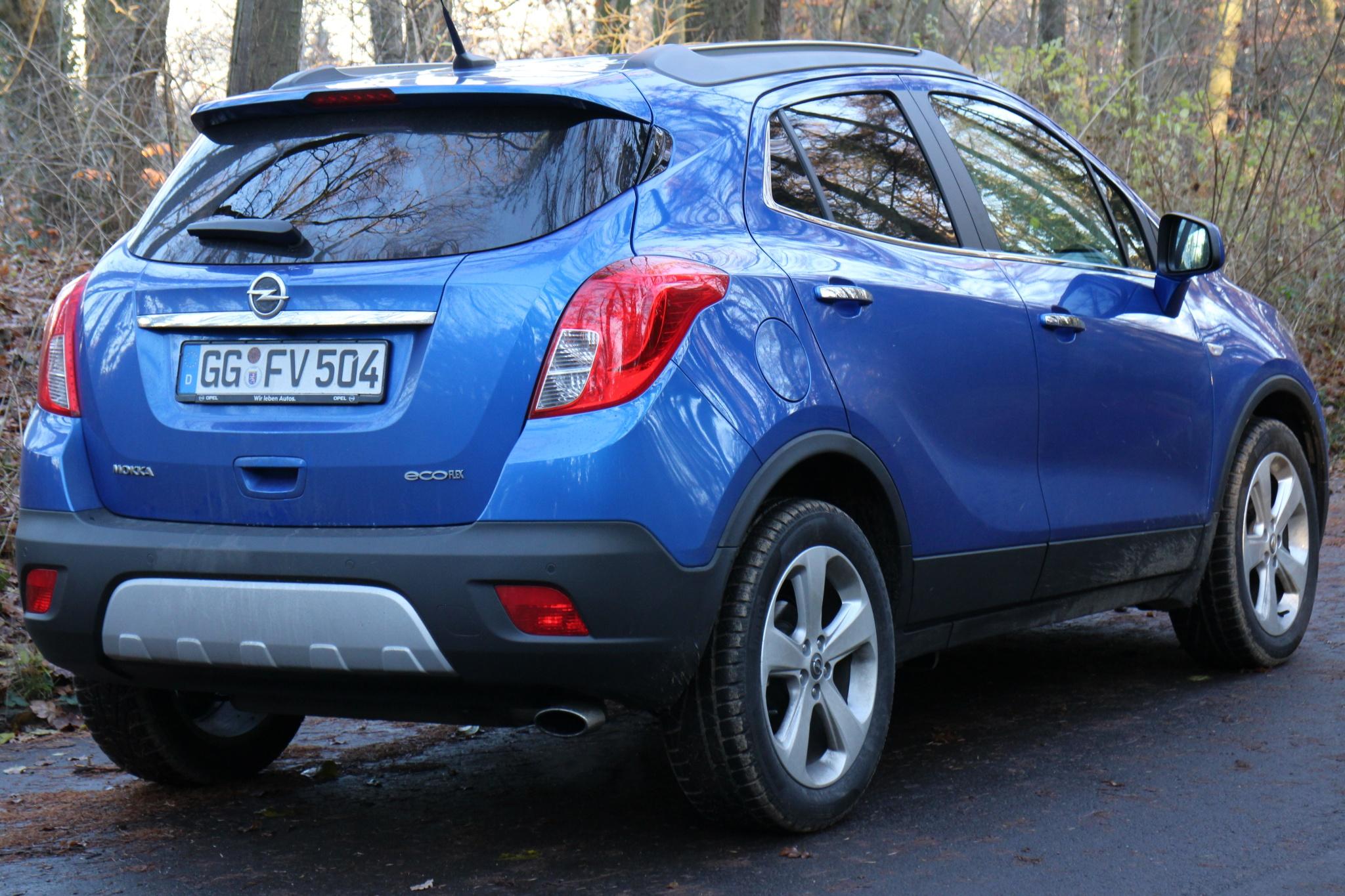 Opel Mokka Wikiwand