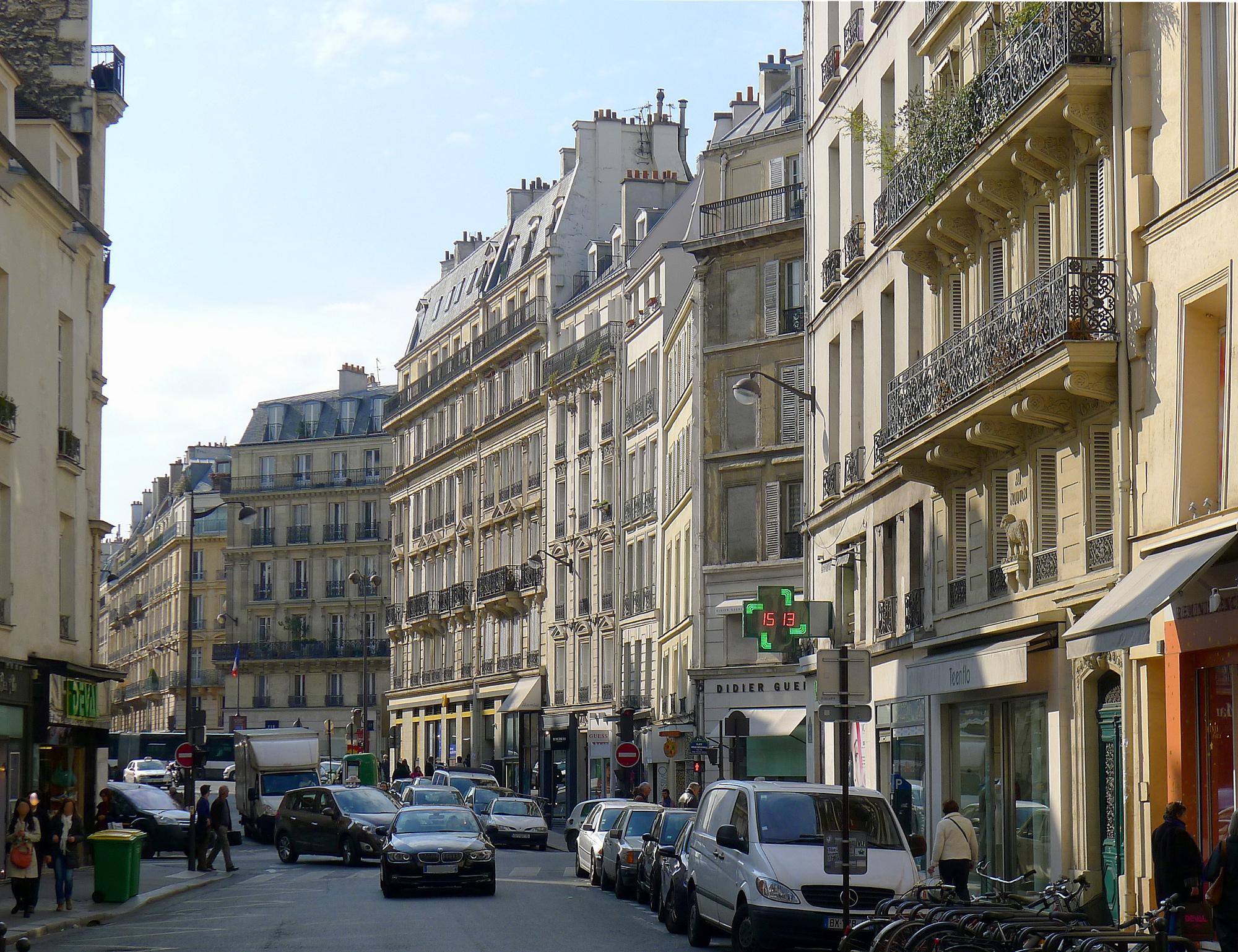 Rue De March Ef Bf Bd  Puget Ville