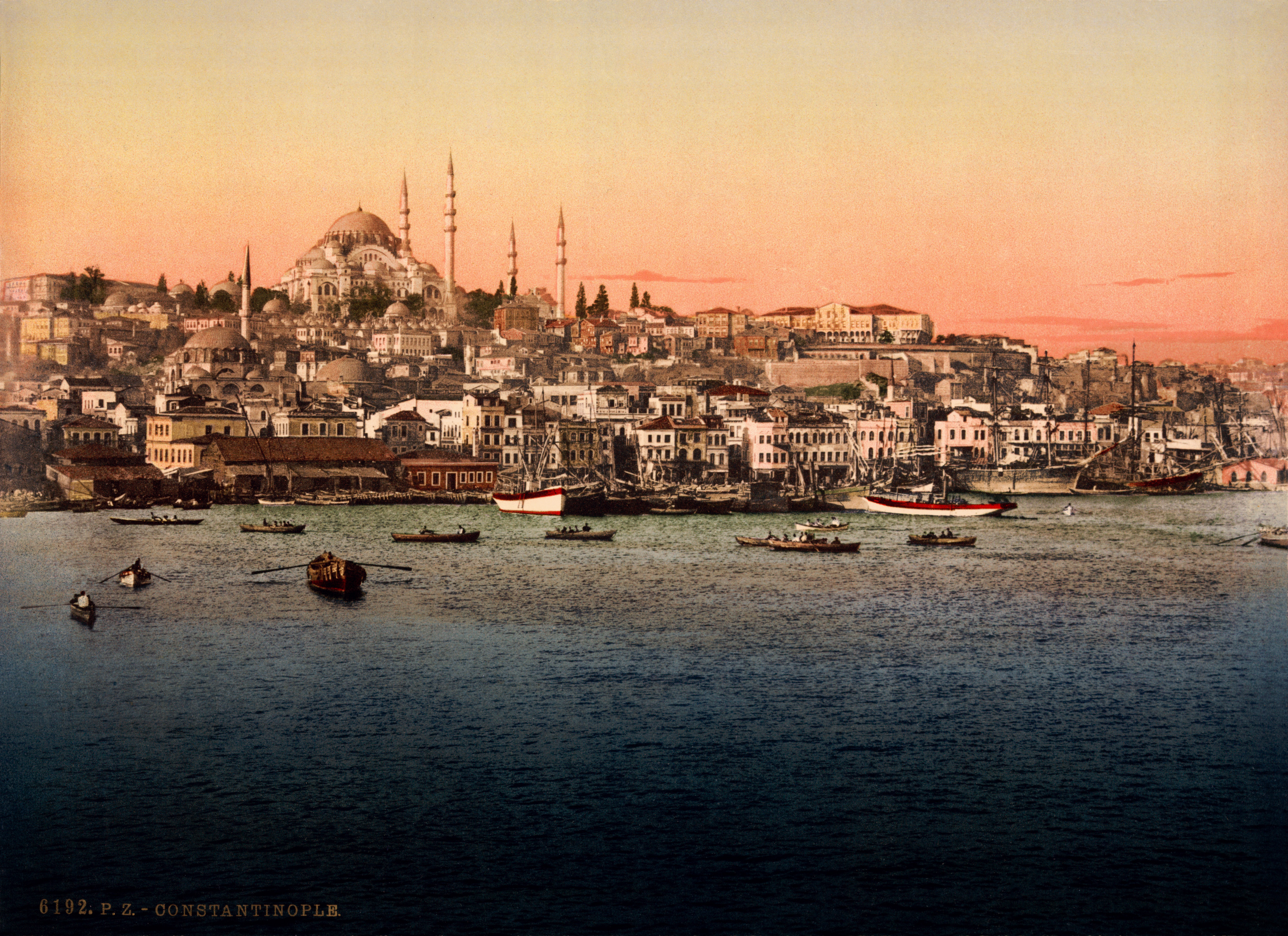 constantinople and ottoman empire The fall of constantinople (greek: ἅλωσις τῆς  between 1919 and 1922, greek politician eleftherios venizelos attempted to implement the megali idea (recapture of constantinople from the ottoman empire) in the greco-turkish war (1919–1922).