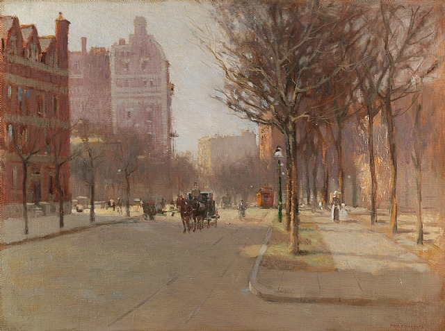 Paul-cornoyer spring day