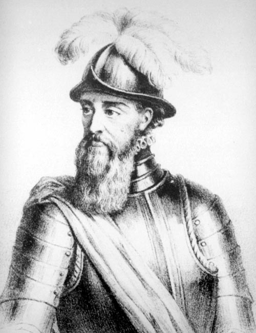 Francisco Pizarro Costume
