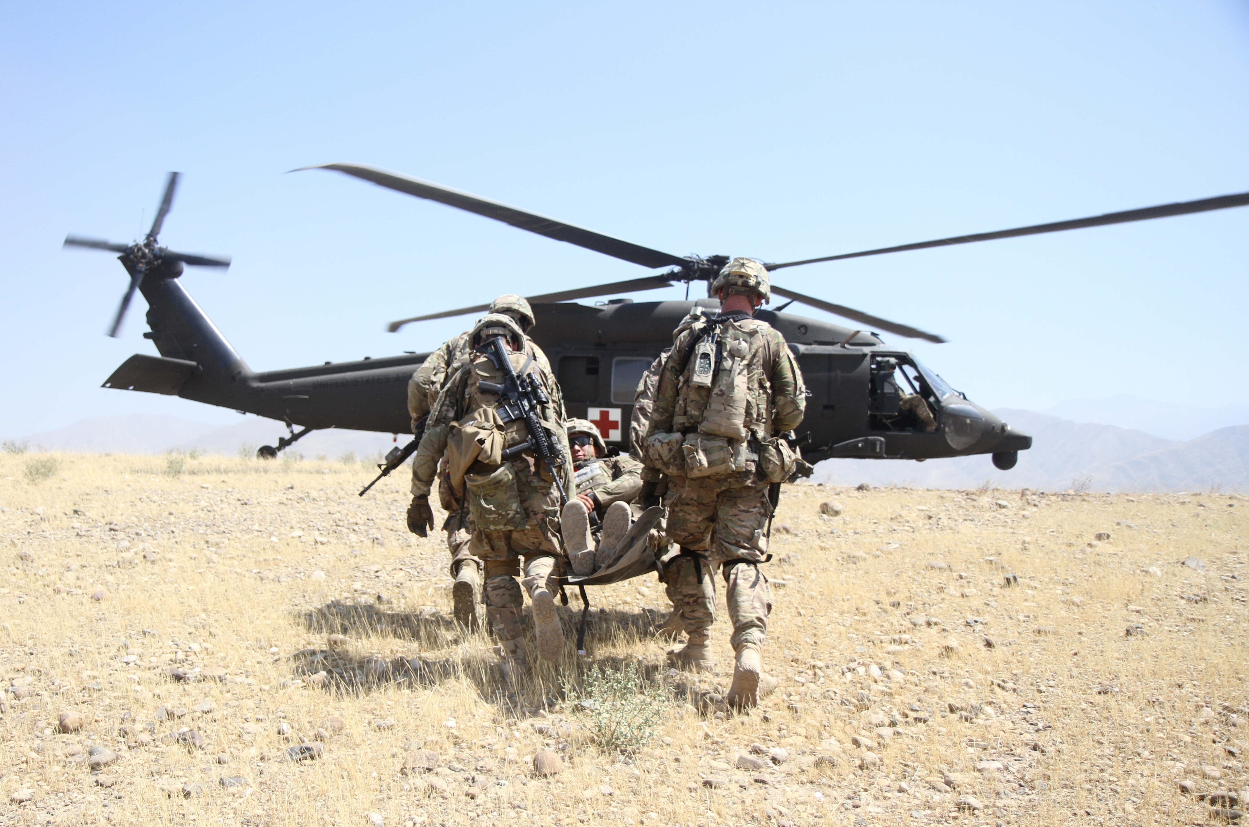 File:Platoon live-fire training in eastern Afghanistan 150703-A