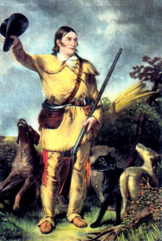 a review of the heroism of davy crockett I retained a vague impression from youth in which heroism, independence and davy crockett were major elements, and mexicans were the bad guys, but that was about it it was like a childhood fairy .
