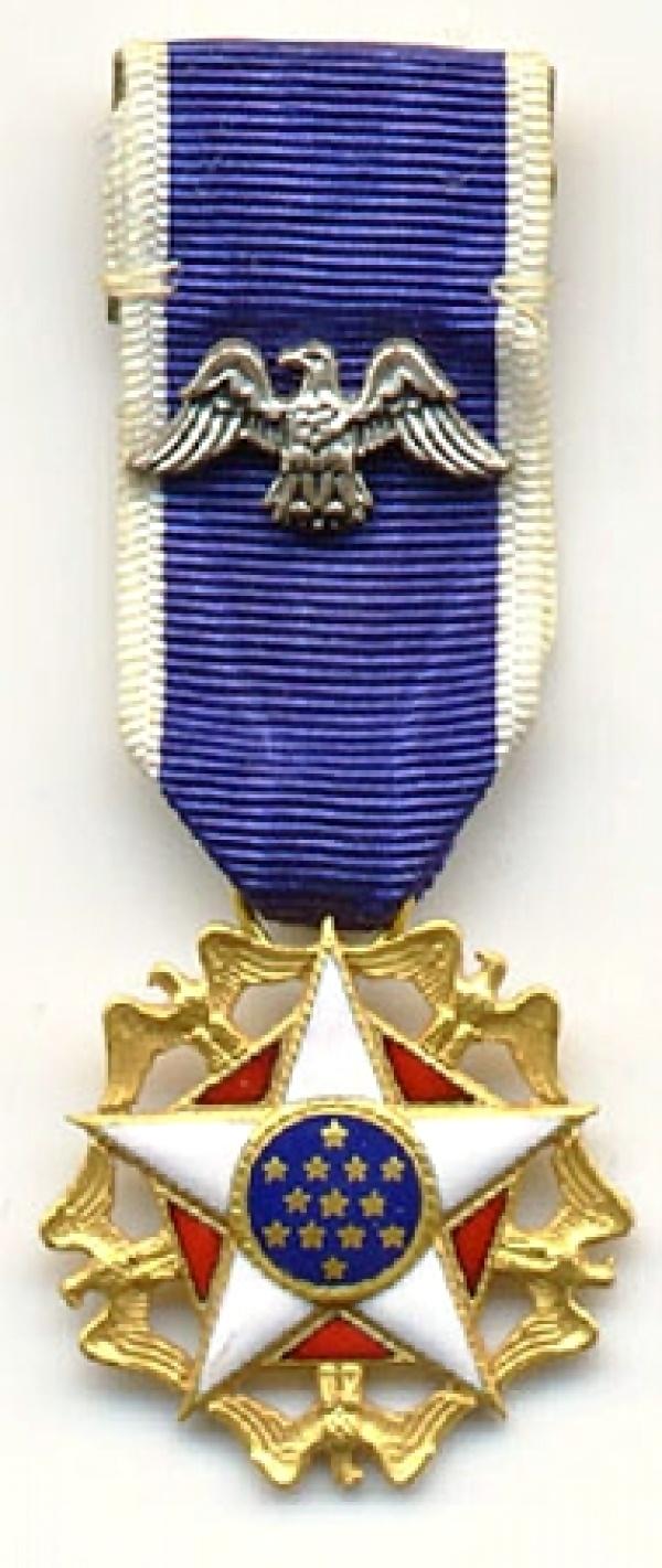 Depiction of Medalla Presidencial de la Libertad