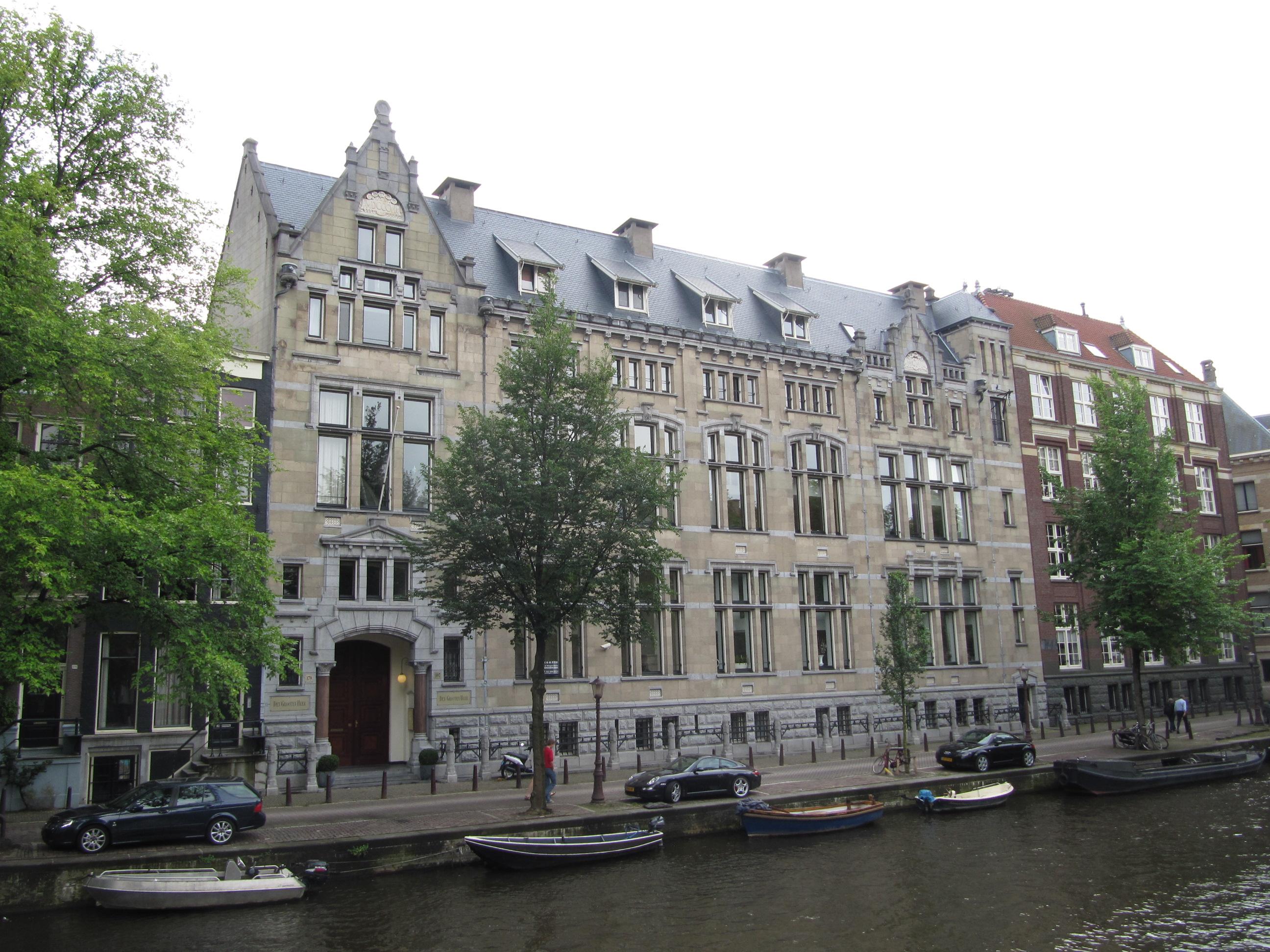 Wijnkelder nieuwe herengracht for Herengracht amsterdam