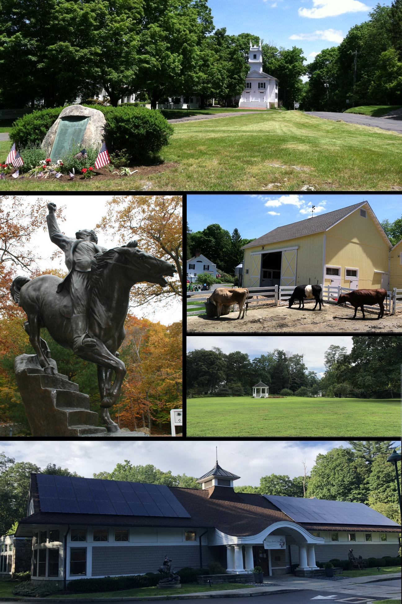 Redding, Connecticut - Wikipedia