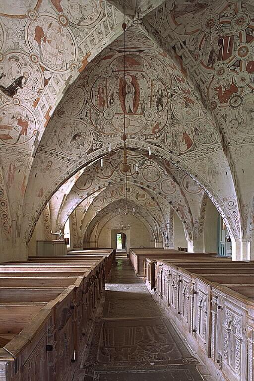 File:Risinge gamla kyrka (Sankta Maria kyrka) - KMB