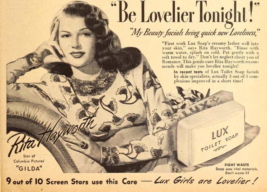 File Rita Hayworth Be Lovelier Tonight Lux Toilet Soap