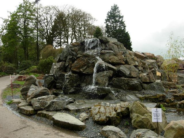 Rock Garden at Threave, Castle Douglas - geograph.org.uk - 1571812
