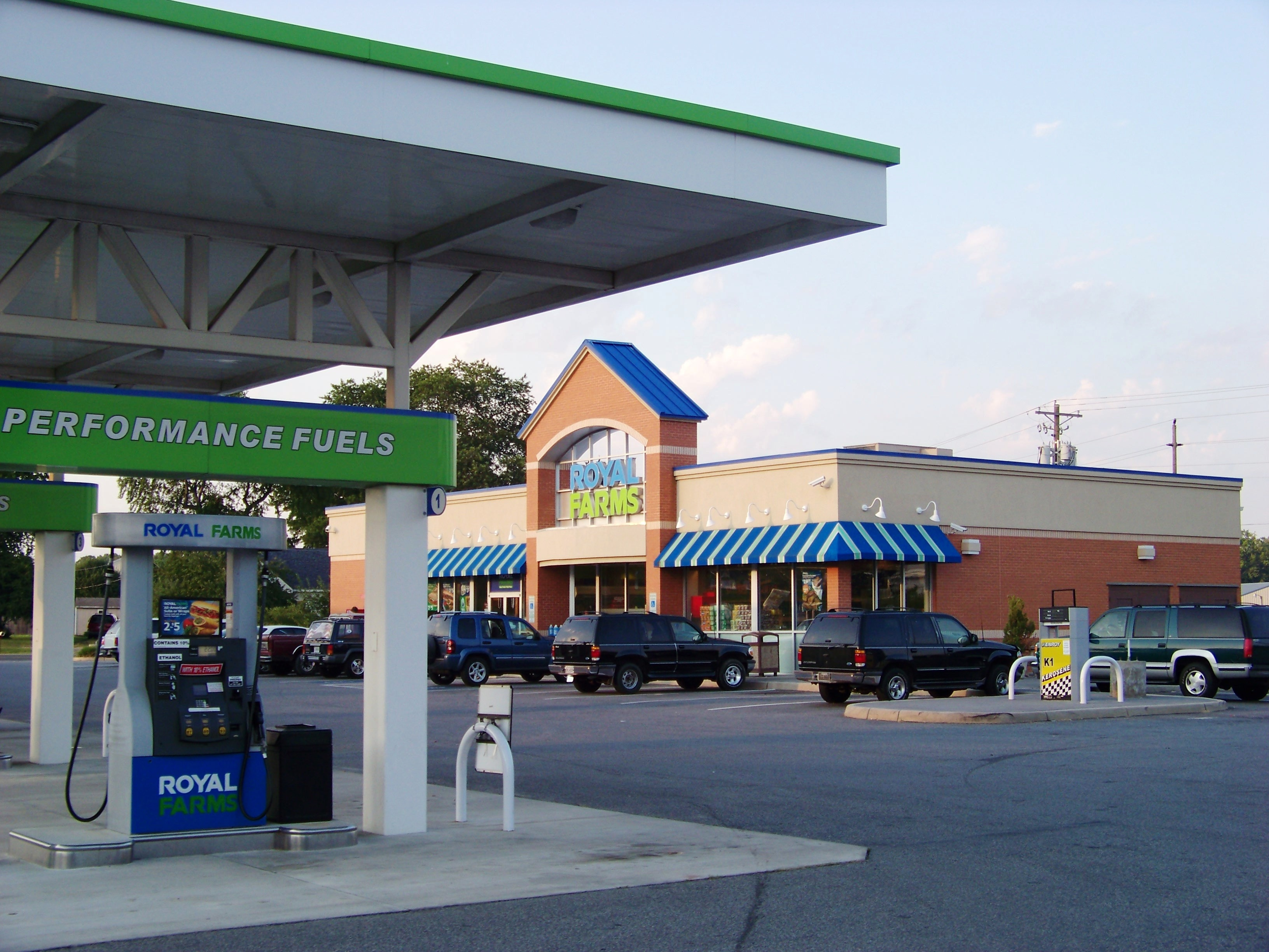 Royal Farms Wikipedia