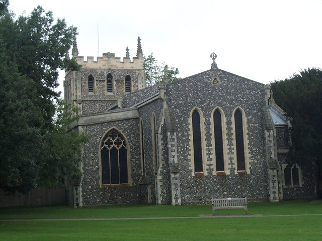 Royston Parish Church