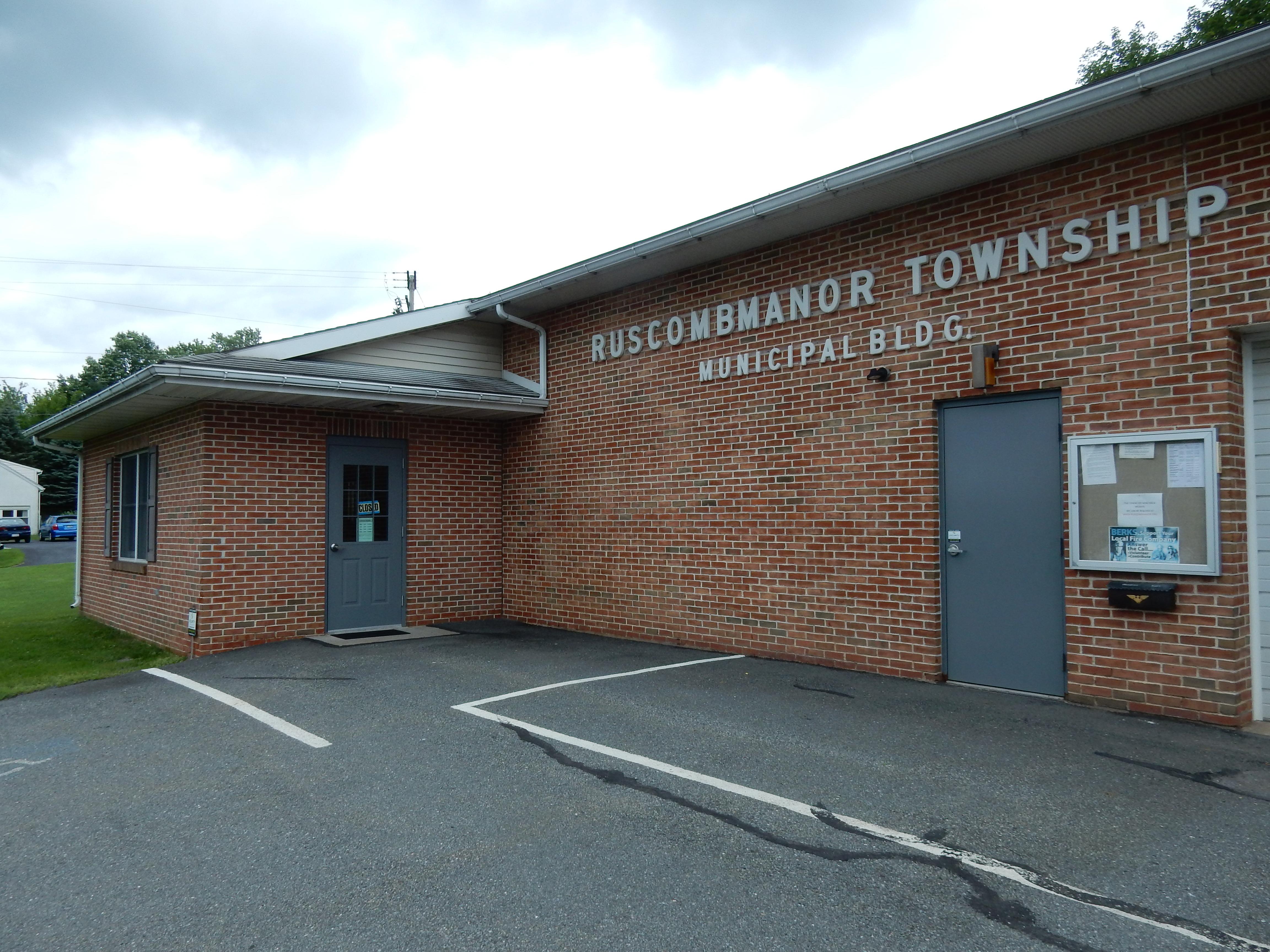 Ruscombmanor township