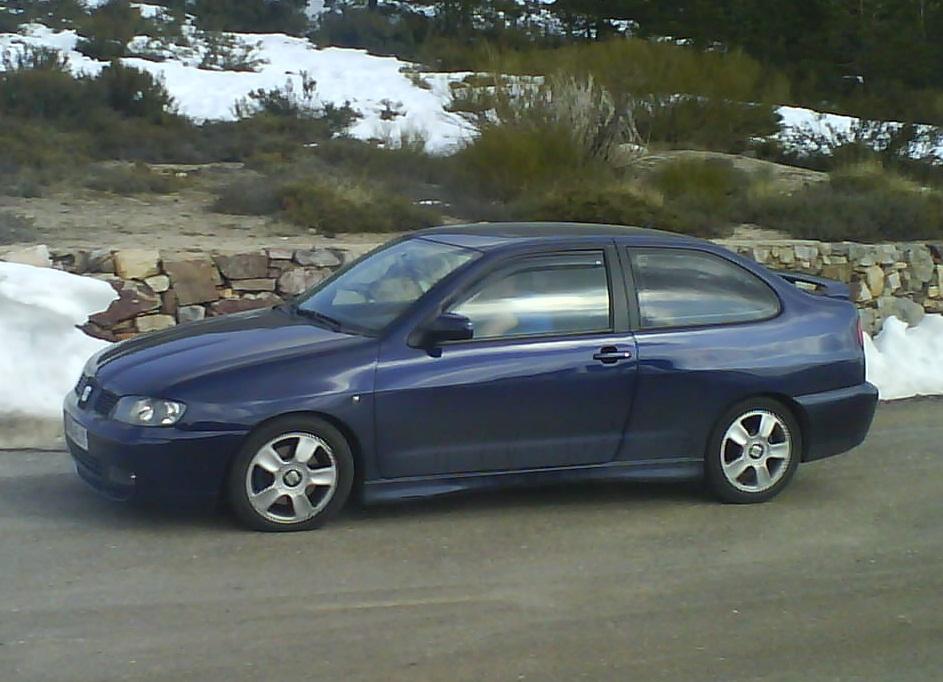Seat Cordoba Coupe SX