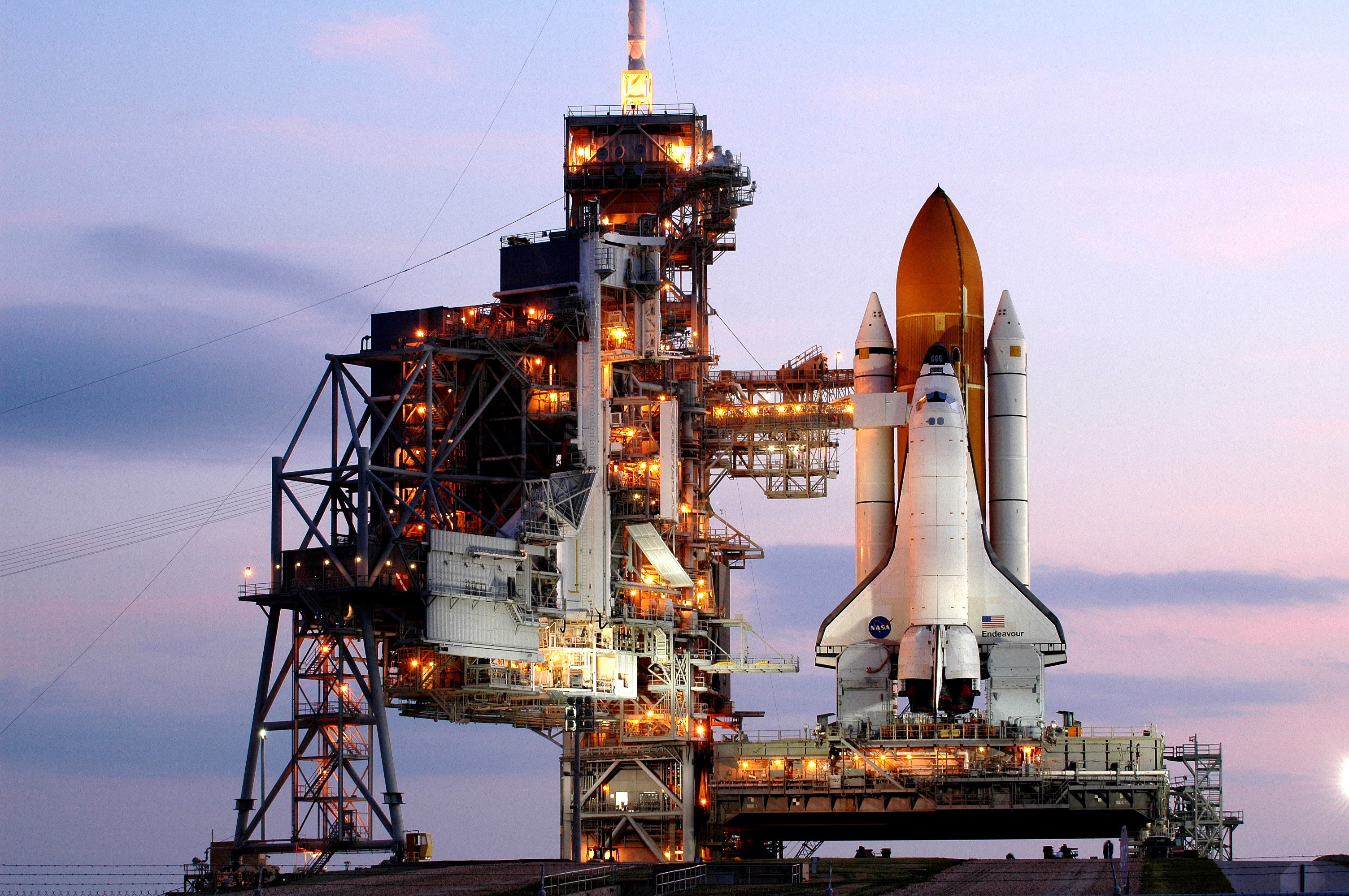nasa space shuttle launch schedule - 985×655