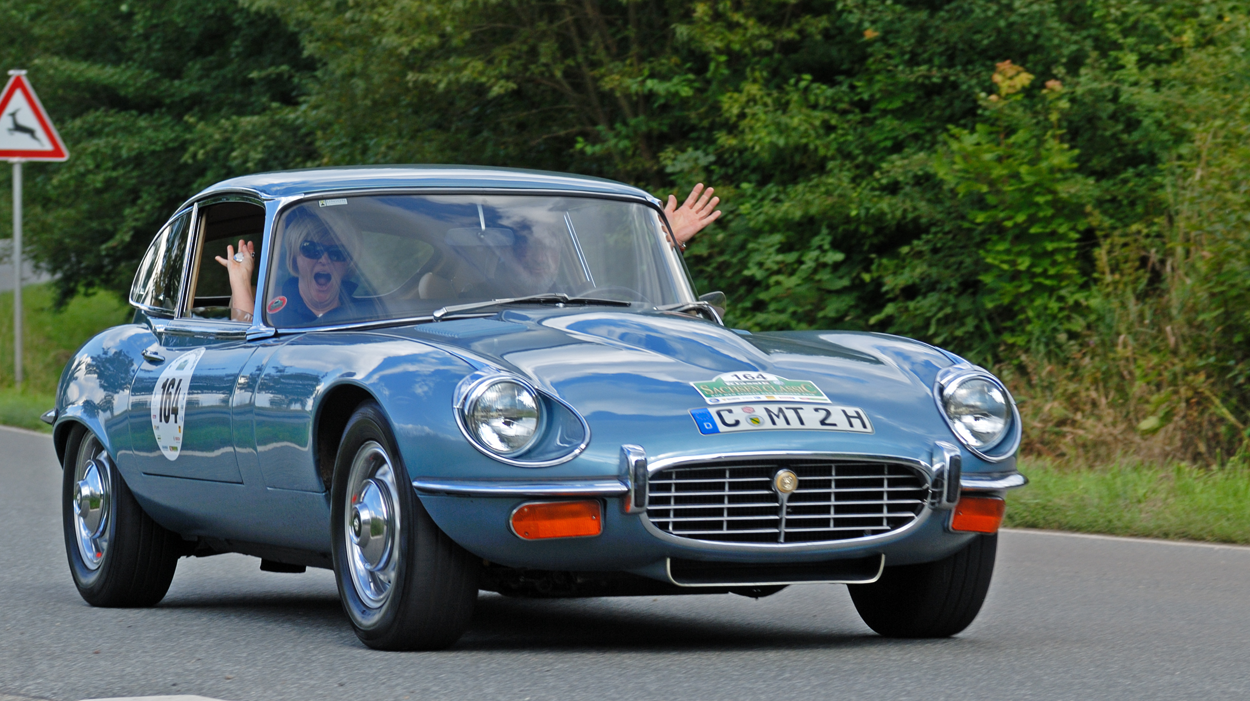 File saxony classic rallye 2010 jaguar e type serie 3 for Classic 3