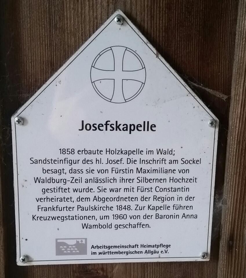 Schildle (Tafel)