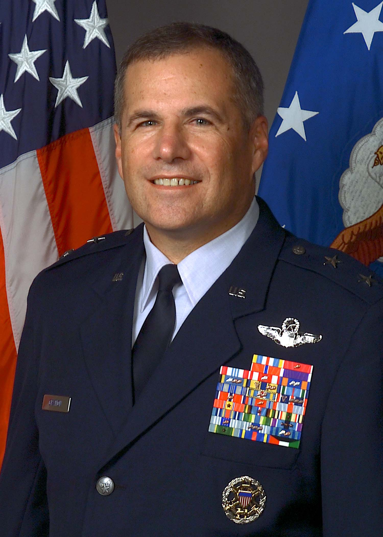 Maj. Gen. J. Scott Gration
