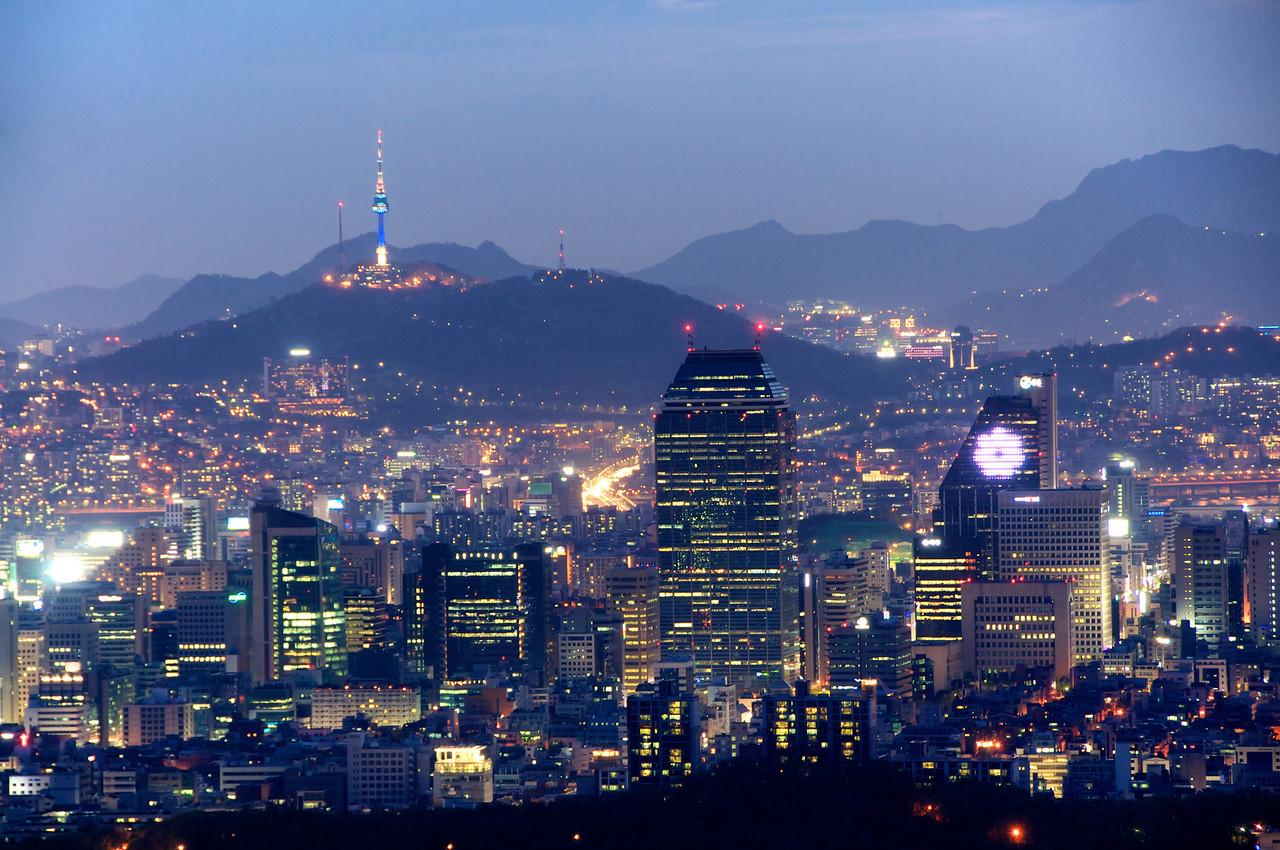 Hotels In Gangnam Gu Seoul South Korea