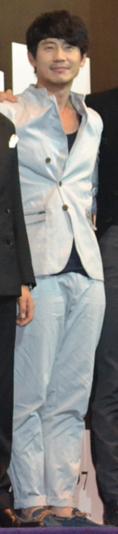 Shin, Ha kyun (1974-)