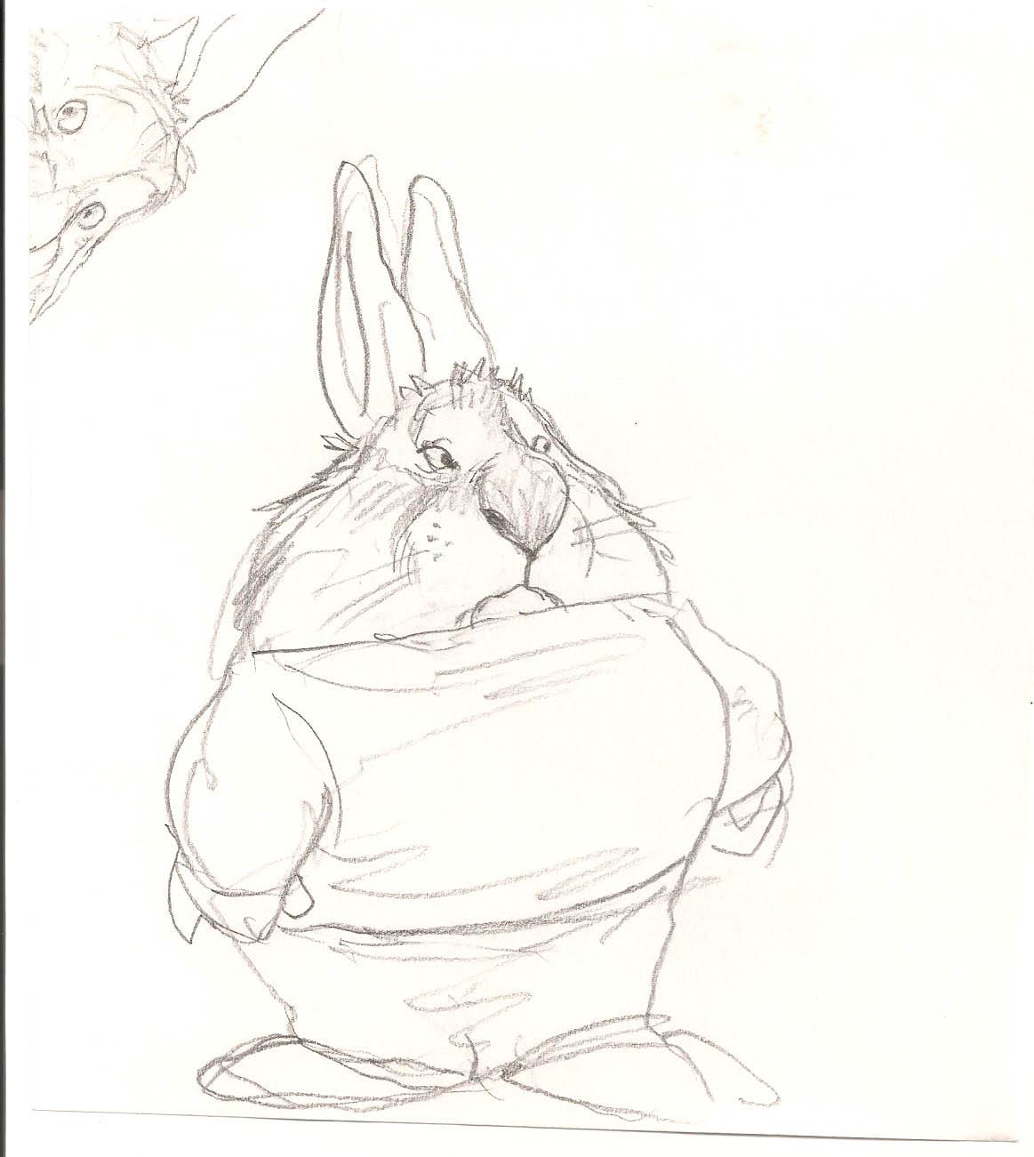 file sketch fat rabbit jpg wikimedia commons