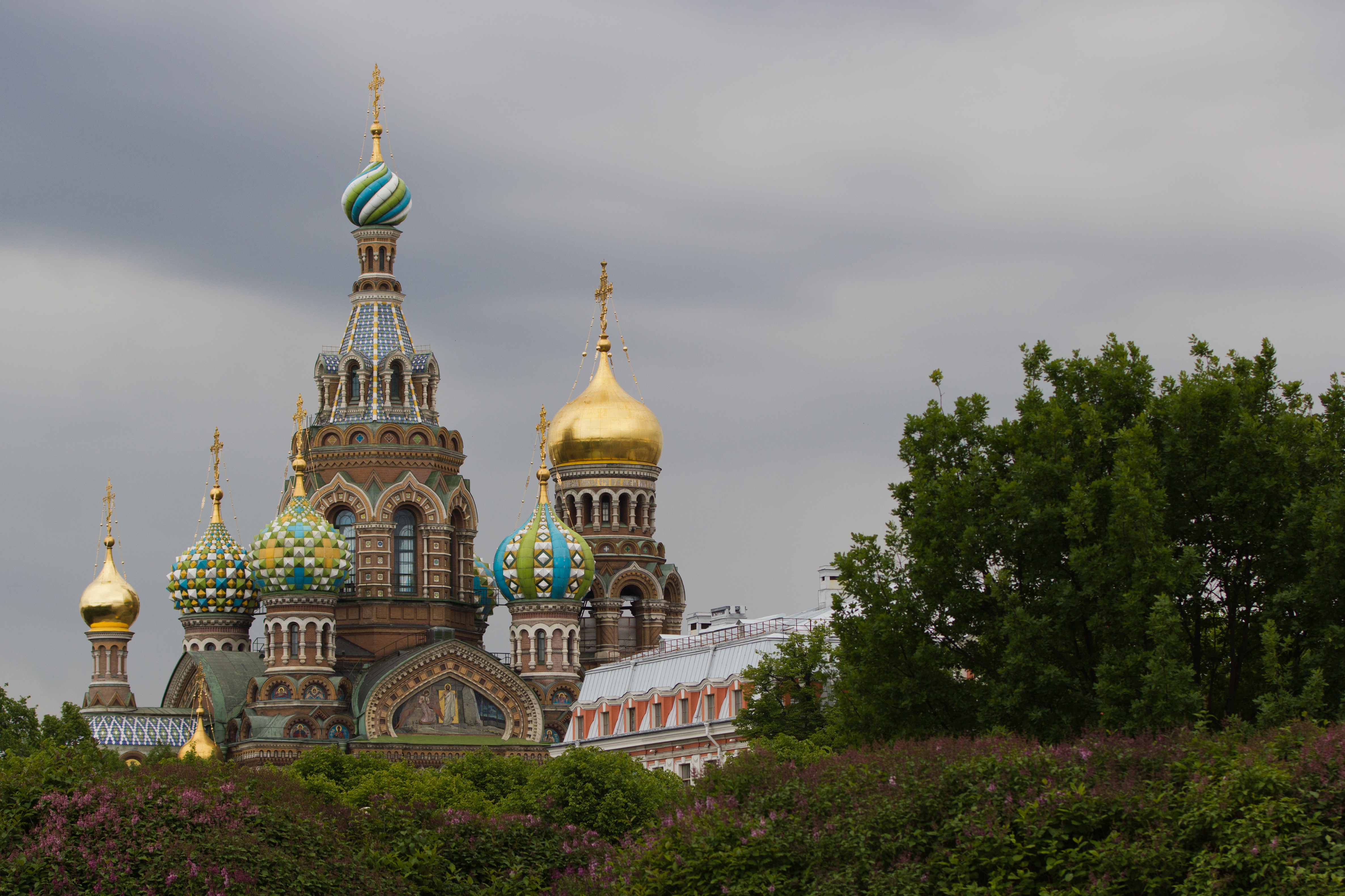 Church of the Savior on Blood - Wikipedia, the free encyclopedia