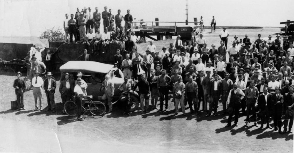 file statelibqld 1 123043 possibly a waterside workers strike in