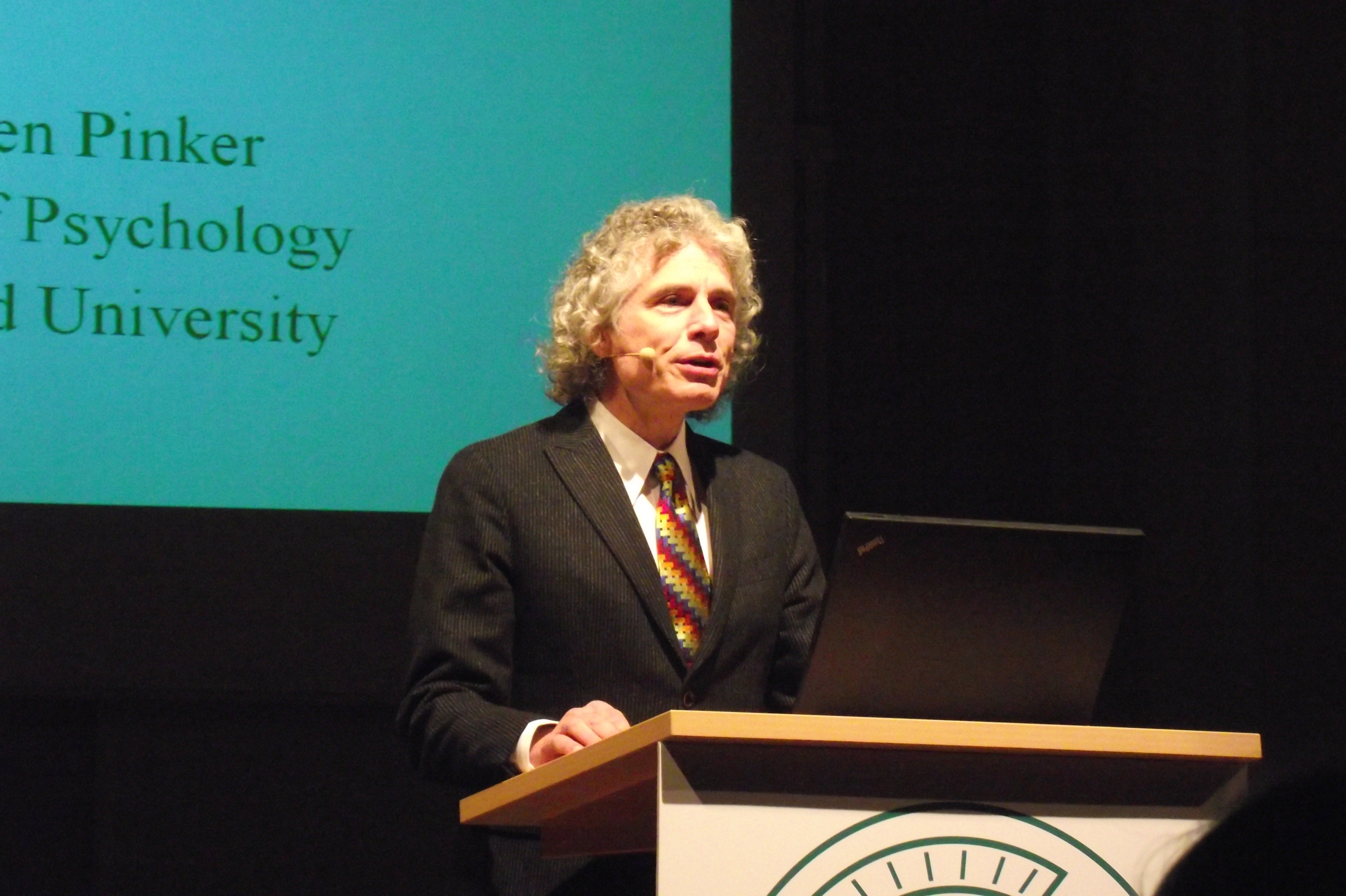 Steven Pinker S Quot The Better Angels Of Our Nature