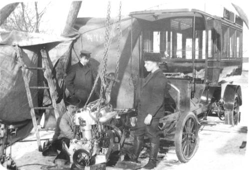 Suomen Ensimmäinen Auto