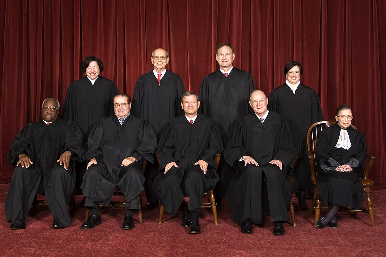 List of Justices of the Supreme Court of the United States ...